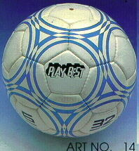 soccer ball  / play best